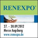 RENEXPO® zeigt Lösungsansätze für die Energiespeicher der Zukunft auf