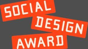 Logo Social Design Award 2021   Bild: SPIEGEL