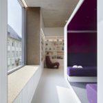Sitz- und Fensternischen Stadtbibliothek Rottenburg