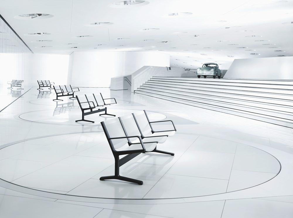 Kusch Stühle Porsche Museum