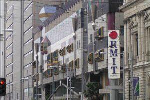 RMIT Building 8