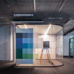 Büroflächen Live Showroom Lindner Group