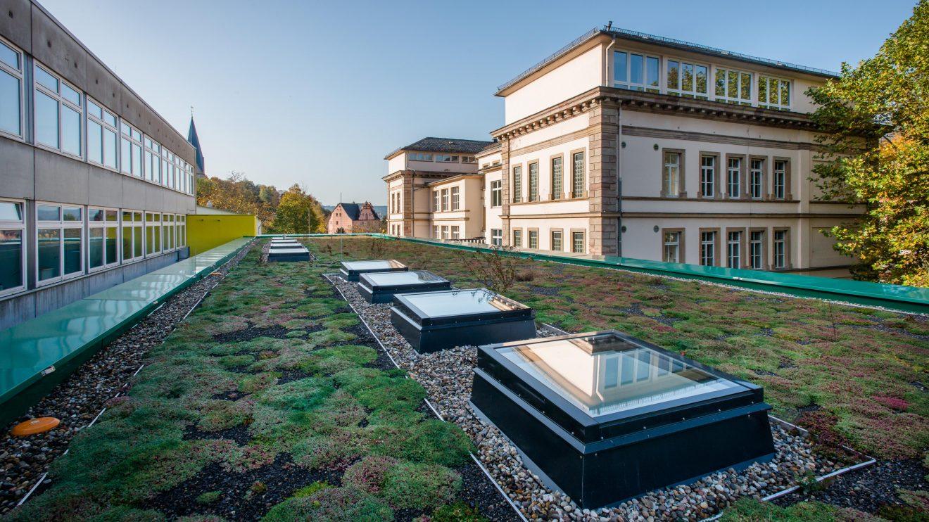 Markgraf-Georg-Friedrich-Gymnasium in Kulmbach