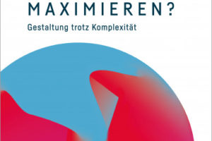 Buchcover: Wie können wir den Schaden maximieren?   Bild: transcript Verlag