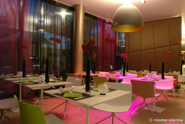 Hotel Wien Roomz Vienna Arcguidede
