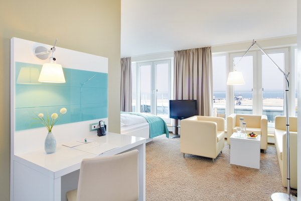 Hotel St Peter Ording Strandgut Resort Arcguidede