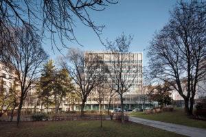 Gesundheitszentrum SVS von ATP Architekten