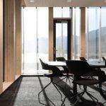 Werks- und Bürogebäude des Holz-Herstellers Theurl in Steinfeld