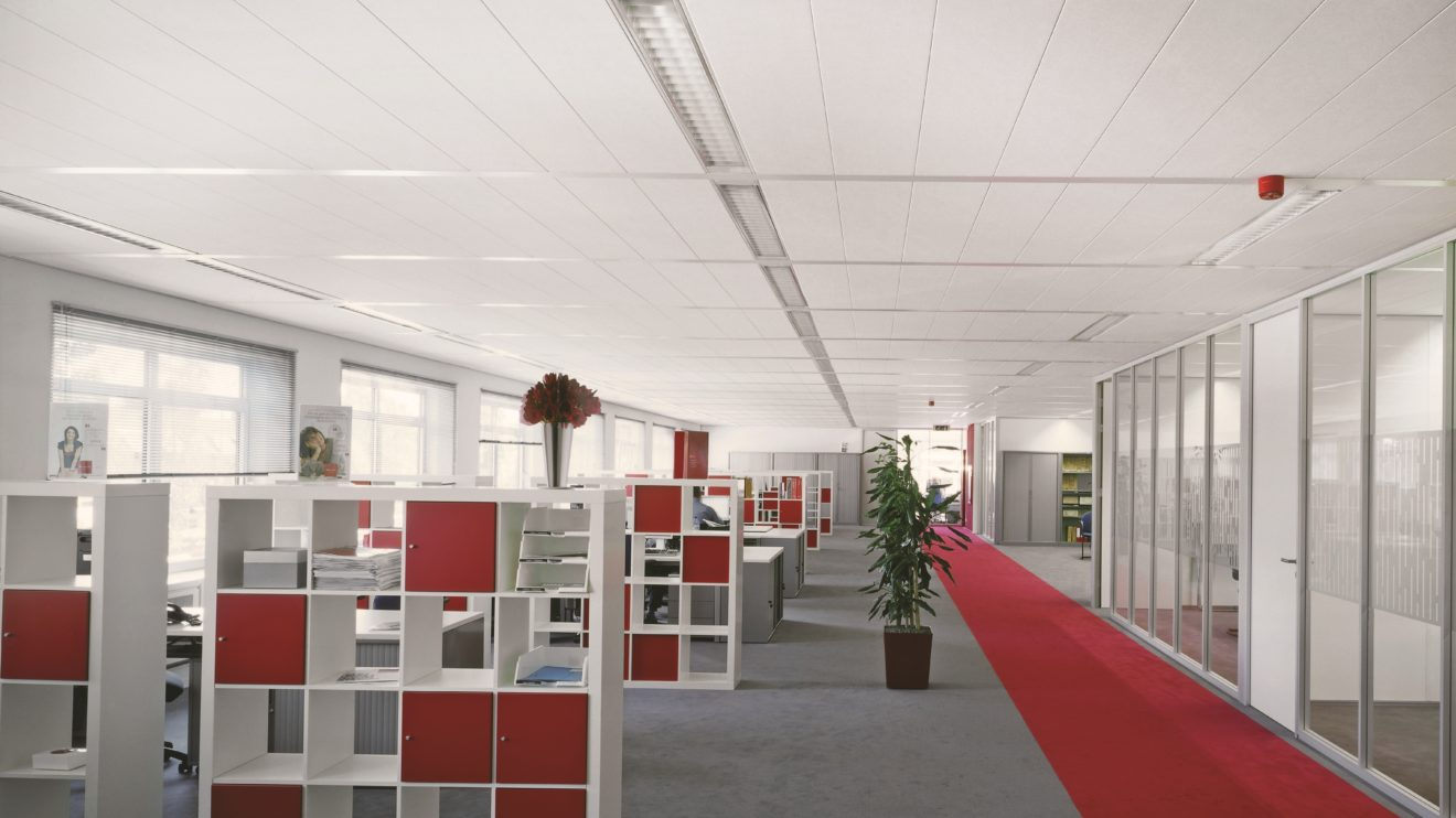 Armstrong Ceiling Solutions PERLA