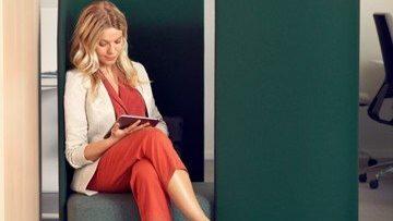 Home Office oder zurück ins Büro? Kinnarps bietet Online-Umfrage