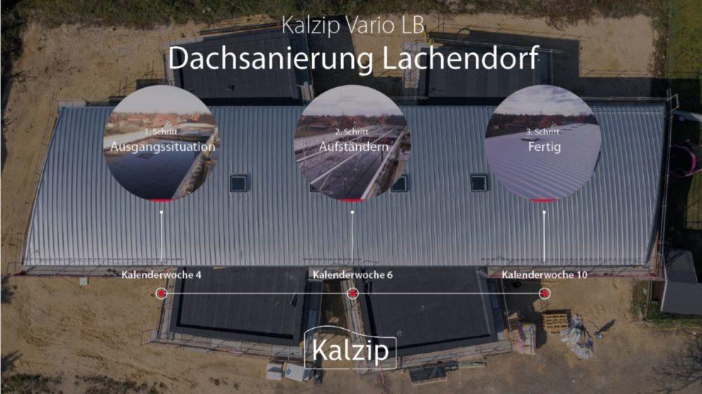 Kalzip Vario LB