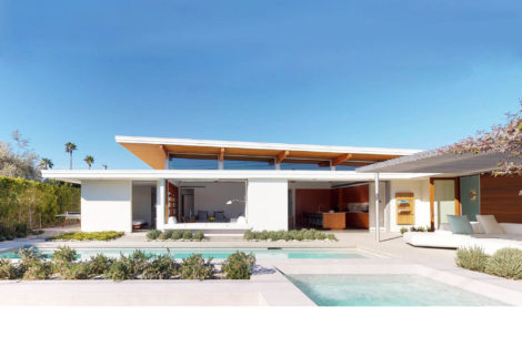 Axiom Desert House, Palm Springs (USA)