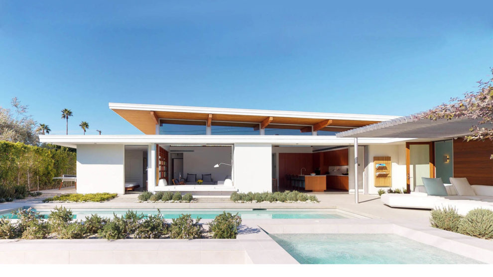 Axiom Desert House