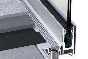 Entwässerungssystem von Glassline