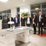 Eröffnung der Ausstellung Zoellner Büro- & IT-Systeme