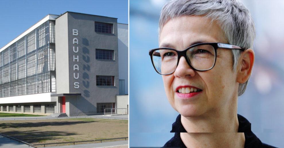 Steiner und Bauhaus   Bild: Lelikron/Wikimedia CC BY-SA 3.0; Stiftung Bauhaus Dessau