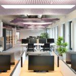 Akustikdecken, Büroeinrichtung