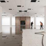 Fußbodentechnik Spachtelmasse