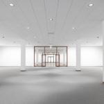 Teppichboden Ausstellungsbereich Nationalmuseum Berlin