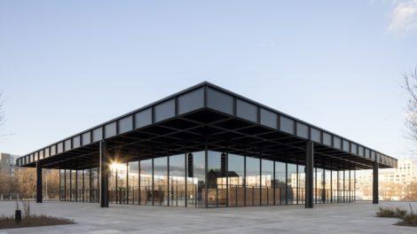 Nationalgalerie Berlin, Fugenlos Bodensanierung