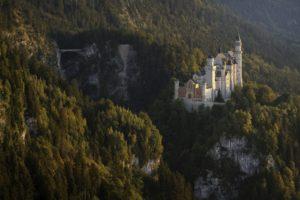 Bodenverlegung Neusschwanstein Schloss