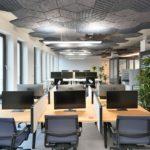 Akustik für gesundes Raumklima im Büro