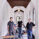 Bodenrenovierung durch das Team von Karl Paulsteiner