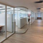 Strähle Glaselemente Trennwandsystem