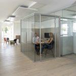 Strähle Open Space Einzelarbeitsplatz