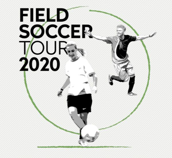 Logo Field Soccer 2020
