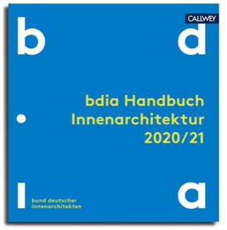 Cover Handbuch Innenarchitektur