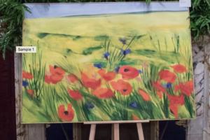 Kunst hilft geben   Bild: Kunst hilft geben
