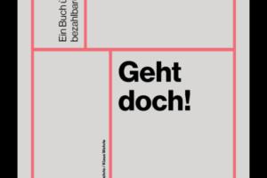 Buchcover Geht doch! | Bild: website Geht doch!