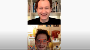 Videostill Interview VDM | Bild: Screenshot you tube