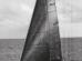 """Dokumentation der Reise von Zypern nach Tel Aviv im Vorfeld der Ausstellung """"Die Schwarze Sorge um das Segel"""" bei Sommer Contemporary Art, Tel Aviv, 2017, Foto: Danny Shechtman"""