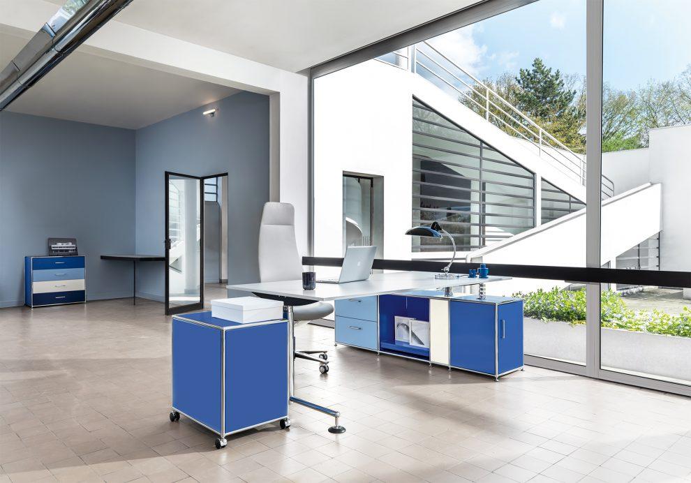 Dauphin | Herstellerinformation Mehr Mut zur Farbe im Büro - arcguide.de