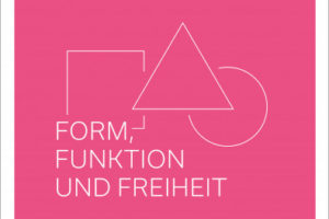 Buchcover Form Funktion Freiheit | Bild: transcript Verlag