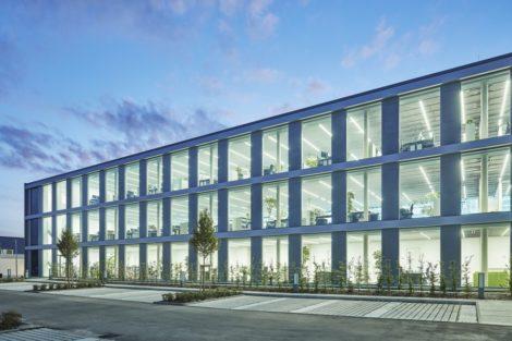 Erweiterung Hauptsitz des Maschinenbauers EMAG