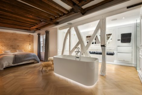 Apartment-Innenbereich, Paris