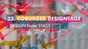 Coburger Deisgntage | Bild: https://2020.coburger-designtage.de/