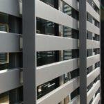 Außenansicht Appartement-Anlage des Gesundheitszentrums Dr. Bruker