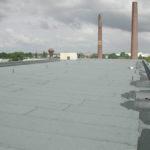 Dach HE-Gebäude