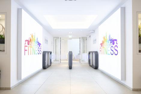 Öffnendes Design durch Komplettumbau: ELAN Sport Club Wadgassen