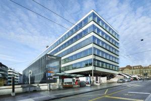 Stromversorgung in der Welle 7 Bern