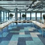 Innenraumgestaltung für flexible Nutzung