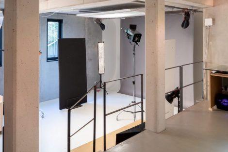 Wohnhaus mit Büro und Fotostudio