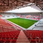 Europa Park Stadion Freiburg von HPP, Tribunen