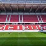 Europa Park Stadion Freiburg von HPP, Tribünen