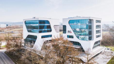 FC Campus Karlsruhe von 3deluxe