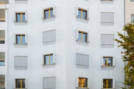 Der Eisberg - Wohnhaus in Holz-Hybrid-Bauweise